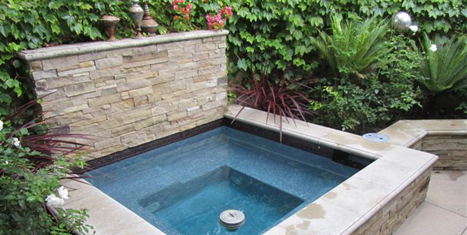 Spa Addition and Waterfeature - Via Olivera Project #2